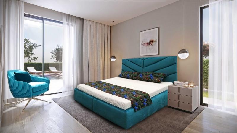 Łóżko  Sycylia